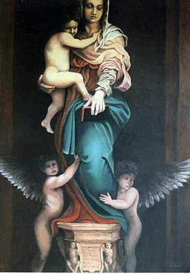 The Madonna of the Harpies