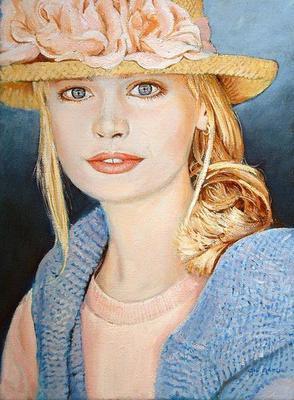 Portrait of Tonja Gauthier