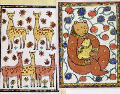 wild life cards